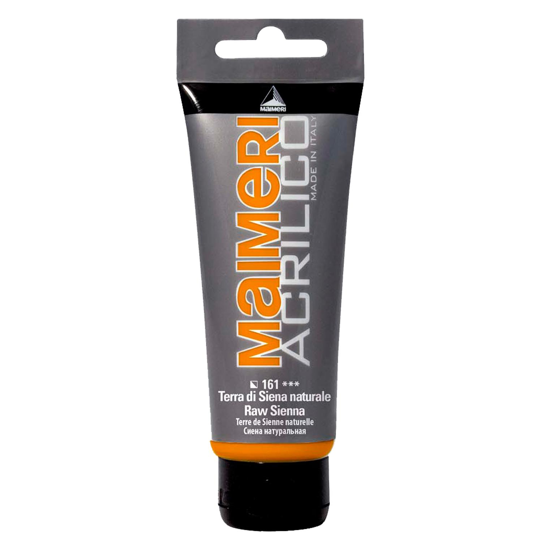 Culoare Maimeri acrilico 75 ml raw sienna 0916161