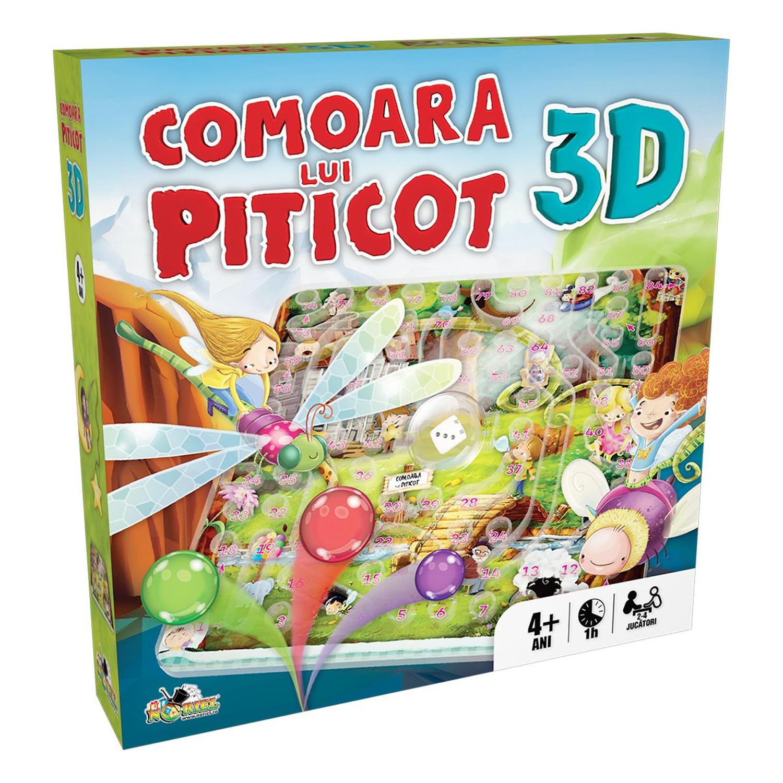 Joc Comoara lui Piticot 3D Noriel R1665
