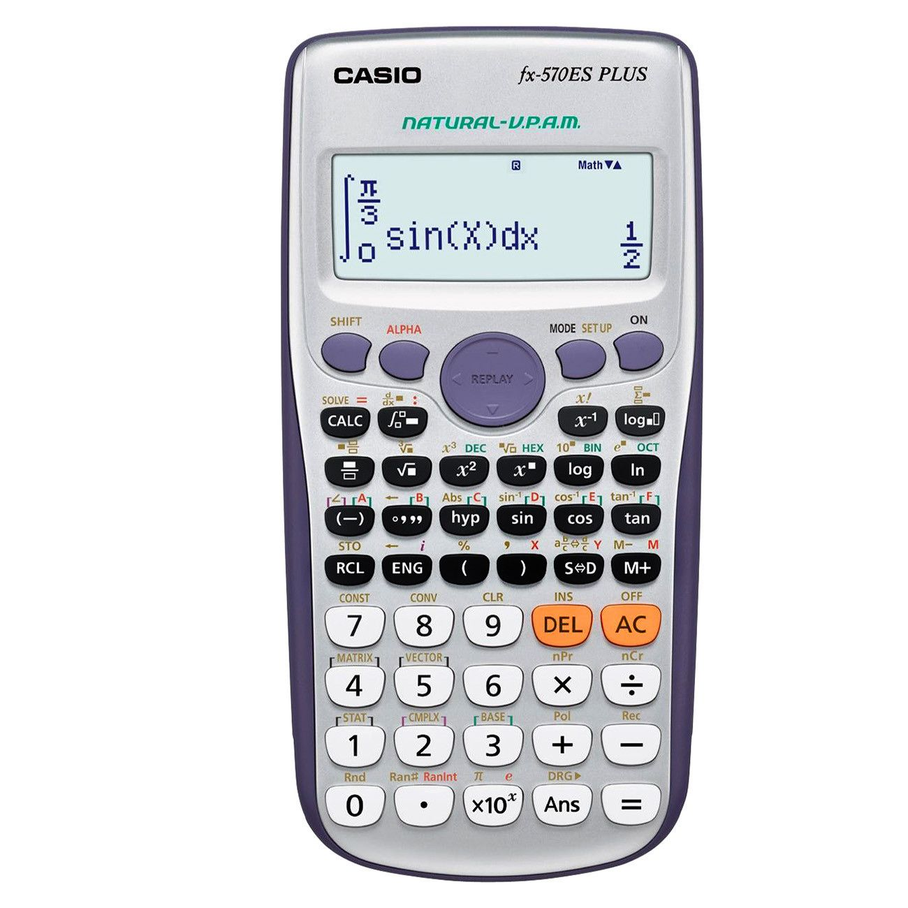 Calculator stiintific Casio fx-570ES PLUS