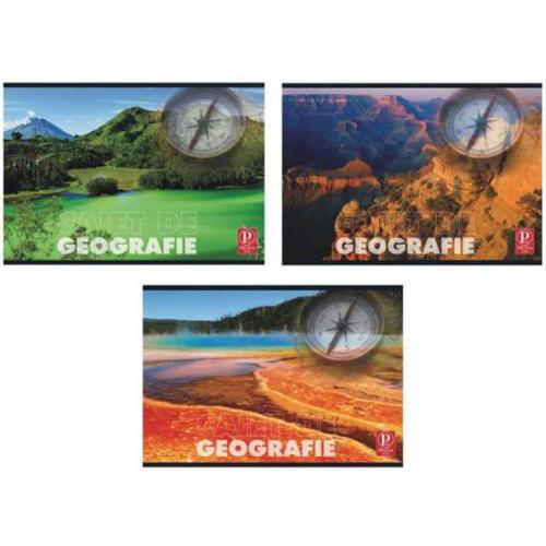 Caiet geografie Pigna E1203