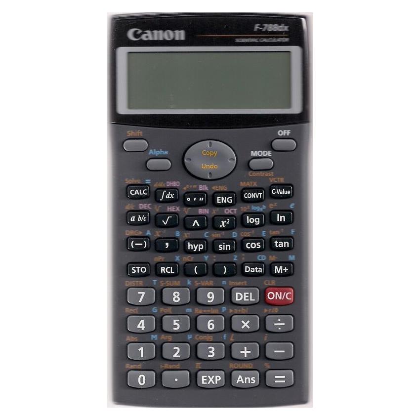 Calculator stiintific Canon F788DX 497F