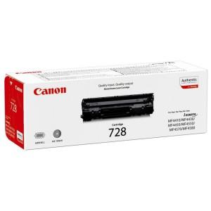 Cartus toner negru Canon CRG-728 2,1K ORIGINAL MF-4410