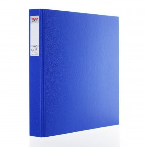 Caiet mecanic A4 4 inele albastru Herlitz 5304043