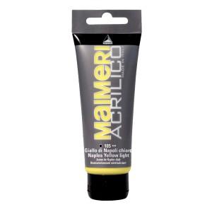 Culoare Maimeri acrilico 75 ml naples yellow light 0916105