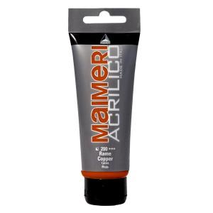 Culoare Maimeri acrilico 75 ml copper 0916200
