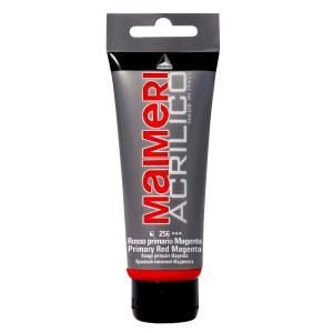 Culoare Maimeri acrilico 75 ml primary red magenta 0916256