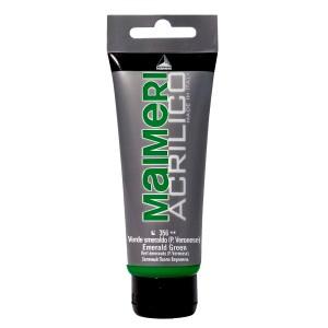Culoare Maimeri acrilico 75 ml emerald green 0916356