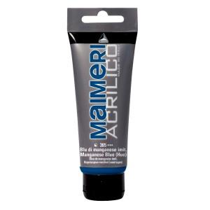 Culoare Maimeri acrilico 75 ml manganese blue 0916385