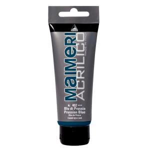 Culoare Maimeri acrilico 75 ml prussian blue 0916402