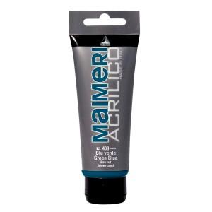 Culoare Maimeri acrilico 75 ml green blue 0916409