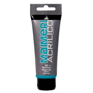 Culoare Maimeri acrilico 75 ml turqoise 0916430