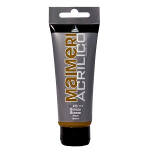 Culoare Maimeri acrilico 75 ml bronze 0916475