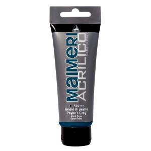 Culoare Maimeri acrilico 75 ml payne's grey 0916514