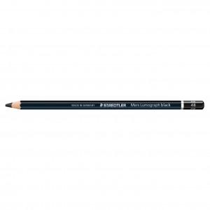 Creion Staedtler Lumograph grafit black 4B