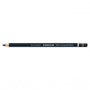 Creion Staedtler Lumograph grafit black 6B