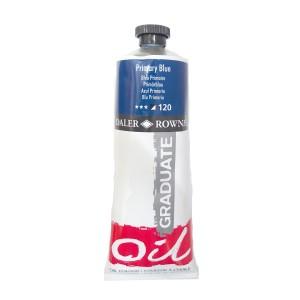 Culoare ulei gradulata 200ML Primary Blue 120 FL117200120