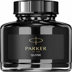Cerneala Parker Quink black permanent 57ml 1950375