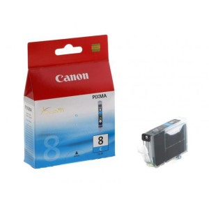 Cartus cyan Canon CLI-8C 13ML ORIGINAL IP4200