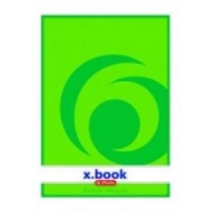 Bloc notes A5 Herlitz x.book 50file foaie velina 0717504