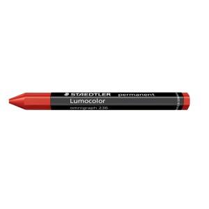 Creion universal Staedtler omnigraph permanent rosu ST-236-2