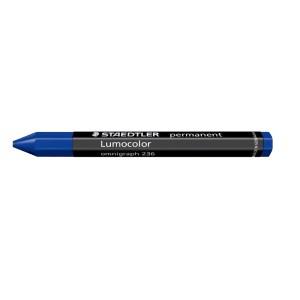Creion universal Staedtler omnigraph permanent albastru ST-236-3