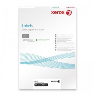 Etichete autoadezive Xerox 40/A4 E1597