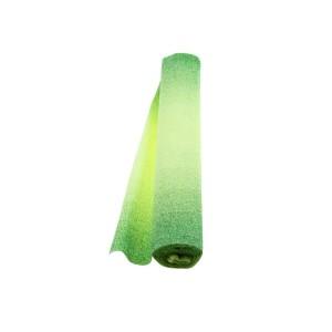Hartie floristica verde-galben180g 50 x 250 cm IC-163-G