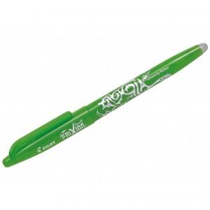 Roller Pilot Frixion Ball 0.7mm verde deschis PBL-FR7-LG
