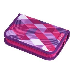 Penar Herlitz echipat 31 piese motiv pink cubes 50020973