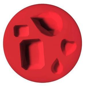 Fimo set accesorii forme diamante STH-8725-27