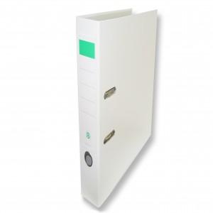 Biblioraft plastifiat Papet 5cm alb E5640212
