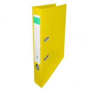 Biblioraft plastifiat Papet 5cm galben E564025