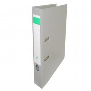 Biblioraft plastifiat Papet 5cm gri E5640211
