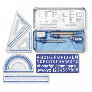 Trusa geometrie 10 piese Staedtler ST-557-10