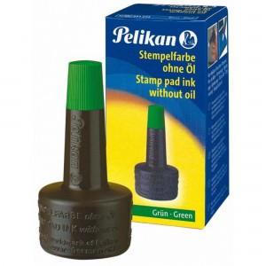 Tus stampila 28ml verde Pelikan 351239