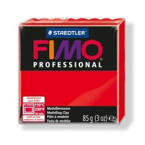 Lut polimeric Fimo Professional pentru modelaj STH-8004-True red
