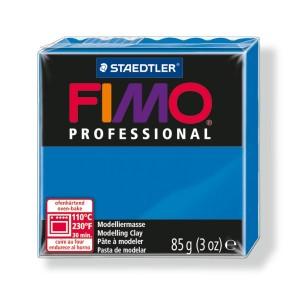 Lut polimeric Fimo Professional pentru modelaj STH-8004-True blue