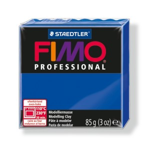Lut polimeric Fimo Professional pentru modelaj STH-8004-Ultramarine