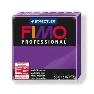 Lut polimeric Fimo Professional pentru modelaj STH-8004-Lilac