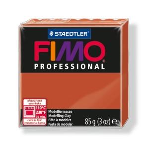 Lut polimeric Fimo Professional pentru modelaj STH-8004-Terrakotta