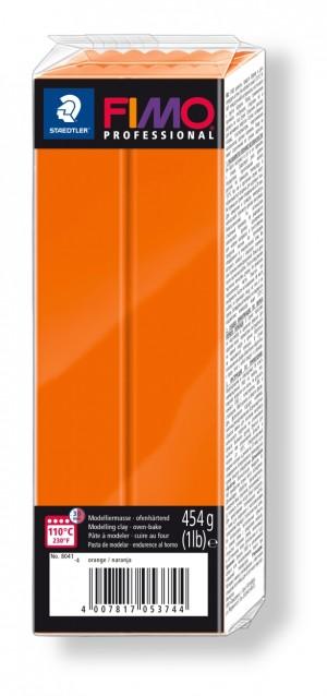 Lut polimeric Fimo Professional pentru modelaj Orange 454g STH-8041-4