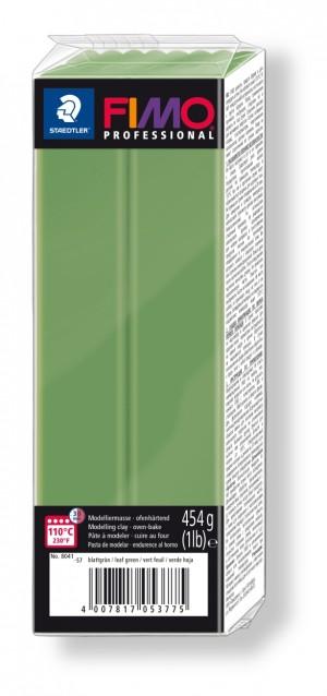 Lut polimeric Fimo Professional pentru modelaj Leaf Green 454g STH-8041-57