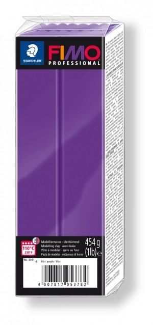 Lut polimeric Fimo Professional pentru modelaj Lilac 454g STH-8041-6