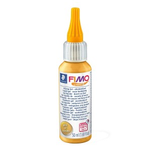 Fimo liquid gel decor 50ml gold STH-8050-11