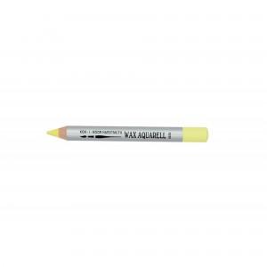 Creion Wax Aquarell Koh-I-Noor Galben Deschis K8280-04