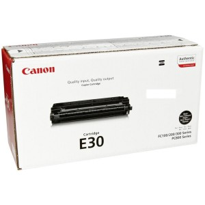 Cartus toner black Canon E30 4K ORIGINAL PC 330