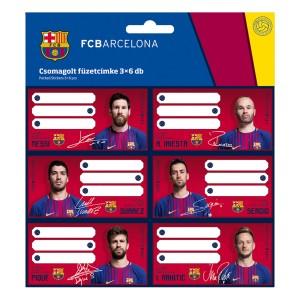 Etichete scolare FC Barcelona 93838375
