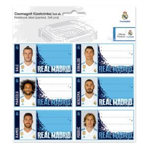 Etichete scolare Real Madrid 93838382