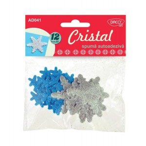 Accesorii craft Daco cristal spuma AD041