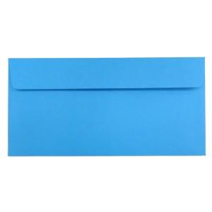 Plic Daco DL gumat color albastru inchis PC12A